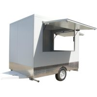 FOOD VAN TRAILERS
