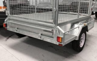 Galvanized Trailers