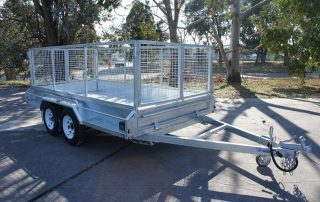 Galvanized Trailers Melbourne