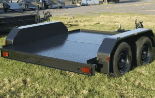 Flat Bench Trailers Melbourne