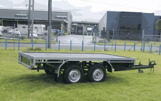 Flat Top Trailers Melbourne