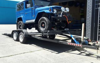 CAR CARRIER TRAILERS in Melbourne