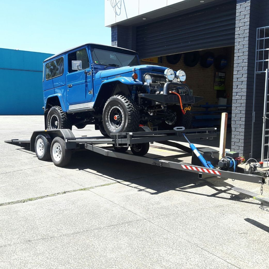 Car Carrier Trailers for Sale in Melbourne, Victoria