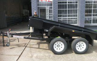 Hydraulic Tipper Trailers Melbourne