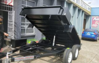 Hydraulic Tipper Trailers For Sale