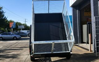 Hydraulic Tipper Trailers in Melbourne