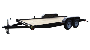 Flat Bench Trailers
